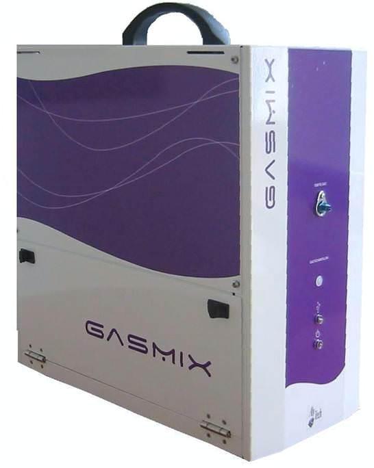 GasMix system